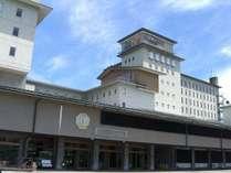 加賀観光ホテル外観
