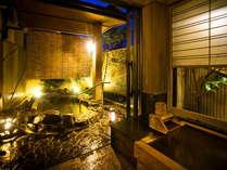■貸切露天風呂-木の香-■~大切な方とゆっくりと湯の贅を♪~