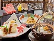 【9月から秋限定】〓松茸&認証近江牛会席〓~秋の味覚『松茸』と『認証近江牛』の両方楽しむ♪