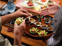 2019年7月リブランドOPEN【オールインクルーシブ】こだわりの夕食~館内はドリンク無料!
