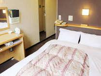 【シングルルーム:Wユース2名利用】シングルベッド1つをお2人でのご利用になります