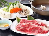 【夕食グレードUP♪ 】選べる信州牛♪「しゃぶしゃぶ」or「すき焼き」2食付プラン