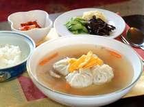 ■使用不可■韓国宮廷料理のマンドウクッツ ※ギョウザスープです