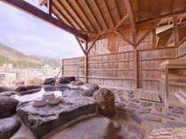 【朝食付き】露天風呂で楽しむかけ流し温泉・美肌の湯