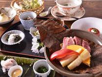 ◆ステーキコース【高級ブランド牛◆米沢牛】