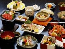 【和食会席】ある日の夕食一例