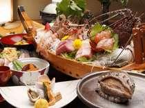 【夕食】季節の会席一例