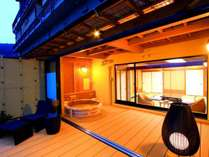 【露天付特別室「水芙蓉」】2016年2月13日オープン 露天風呂付特別室