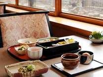 【京料理・嵐亭】朝食イメージ