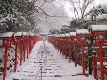 【冬旅京都】 しっとり過ごす冬の京都  Winter Special Sale! ~素泊まり~