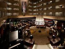 京都センチュリーホテル  ロビー