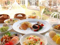 中国料理「豊華楼」人気のランチバイキングメニュー一例