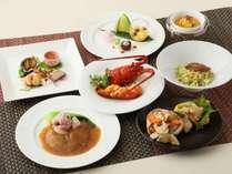 高級食材を堪能 中国料理コース イメージ