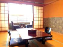 リニューアル客室:海側和室、ウォシュレット付