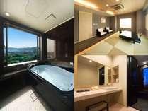 地上6階展望風呂付特別室