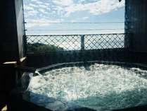 '18 6月リニューアルオープン!幸運を呼ぶと言われる八角形の貸切露天風呂