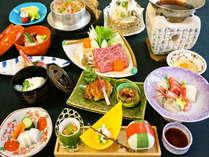 当館一番人気!旬の味覚会席※料理イメージ