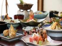 四季彩ダイニング「あんのん」上質な北海道の食材は私たちのおもてなしのひとつです