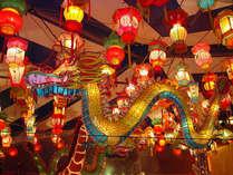【ランタンフェスティバル】異国情緒あふれる長崎の街