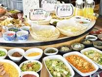 世界一沖縄料理が豊富なホテル朝食
