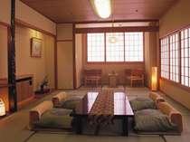 一の館和室