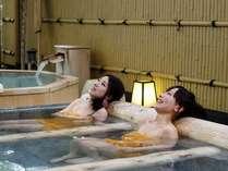 右の湯 寝湯