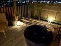 【清月亭】露天風呂付客室