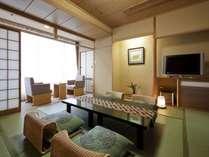 三の館 和室 一例.