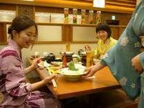『DINING六界』料理長が腕を振るった季節会席をお楽しみ下さい。
