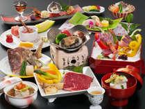 2019年4月~2019年9月 日本料理の伝統を継承する上質素材の特別会席11品(イメージ)