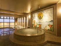 7/23大浴場リニューアルオープン!大浴場・露天風呂や貸切露天風呂、足湯など22趣の湯めぐりができる宿!