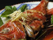 伊豆下田に来るならコレ!こってり&うま味たっぷり★金目鯛の煮付けプラン【4名様より受付~】