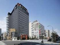 アパホテル〈浅草 田原町駅前〉 (東京都)