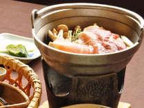 【夕食】ホロホロ鳥鍋