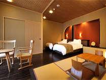 【贅沢空間】和洋室で過ごす♪1泊夕食付き