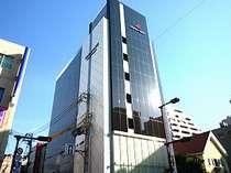 ホテルアベスト姫路外観(西側)