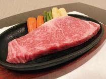 食べなきゃ損?!梅御膳+米沢牛ステーキ付きプラン