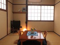 【次郎】6畳和室