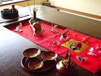 年末年始は「料理旅館 呑龍」で、ゆったりとした時間をお楽しみください。