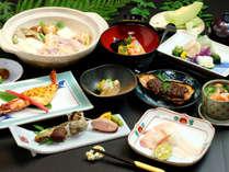 旬花コース ※季節により食材が変わる場合がございます。