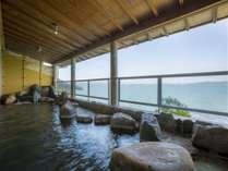 【海を望む湯を楽しむ】女性大浴場露天風呂「夢珊瑚」