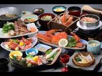 【料理イメージ】日本海かに会席