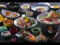 【料理イメージ】彩会席(季節により内容が異なる場合がございます。)
