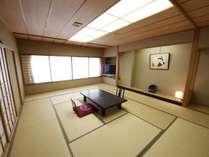 【露天風呂付き特別室:音羽】和室一例(本間15畳)