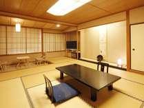 露天風呂付き特別室【呉竹】和室一例(本間12.5畳)