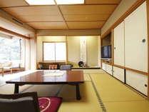 【露天風呂付き貴賓室:桜川】和室