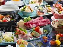 【秋料理(一例)】秋は食材が最もおいしくなる時期です。