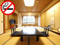【東山閣 禁煙室】フロア3階/和室10畳/全2室
