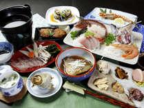 朝も夜も【和食】が良い方にオススメ♪海の幸中心のお食事プランです。*