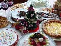 クリスマス★特別ディナー&クリスマススィーツプラン